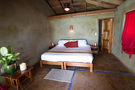 Casa Buenavida Master Bedroom Finca Las Nubes