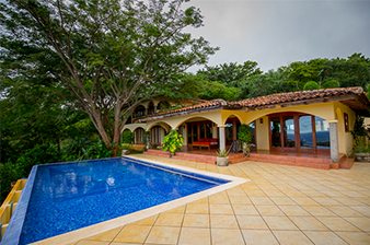 Casa Bella San Juan Del Sur Vacation Rental Home at Finca Las Nubes
