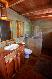 Casa Buenavida bathroom San Juan Del Sur