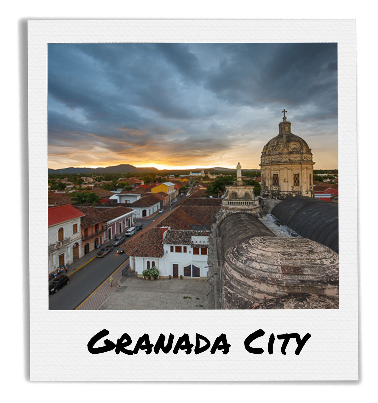 Grenada City Tour