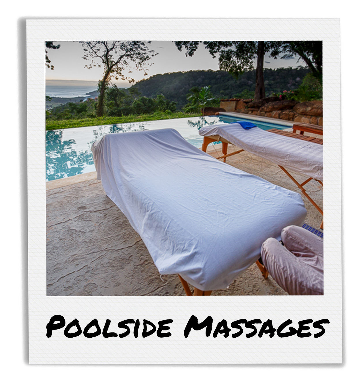 Massages at Finca Las Nubes
