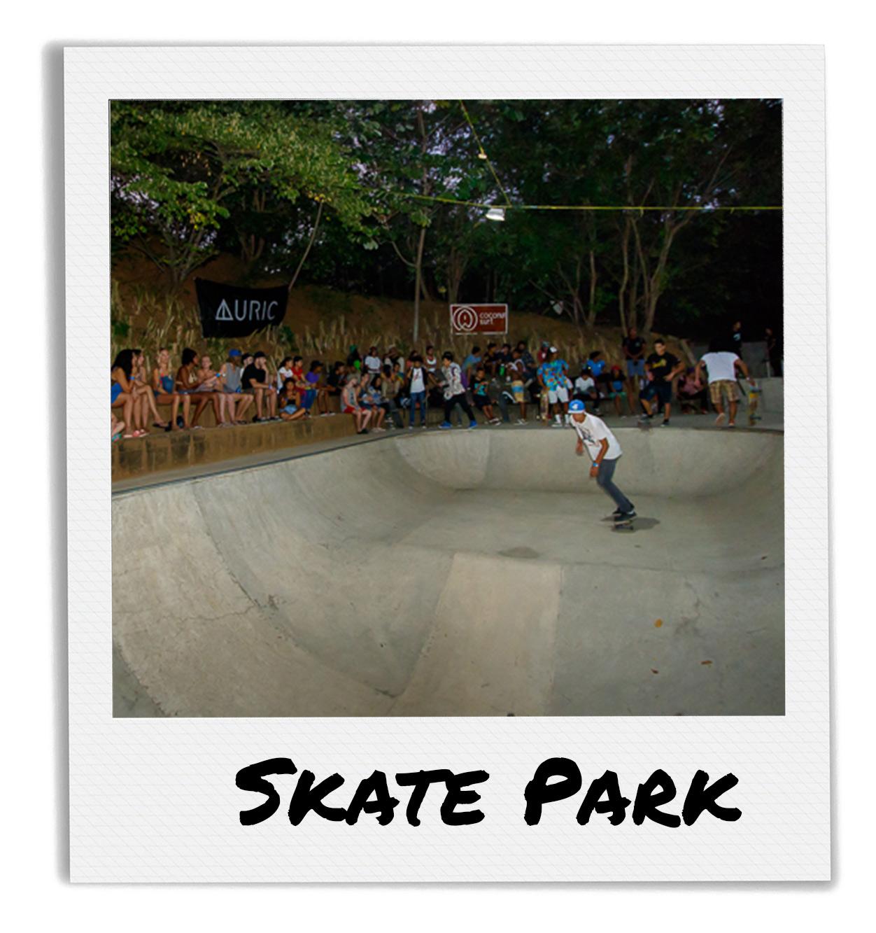 Finca Las Nubes Skate Park